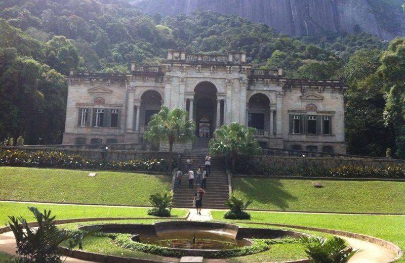 Parque Lage, um convite para contato com a natureza