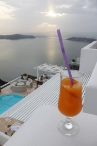 Last Sunset at Santorini – Greece