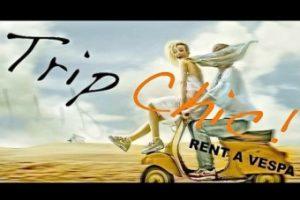 Aluguel de Vespa em Madri