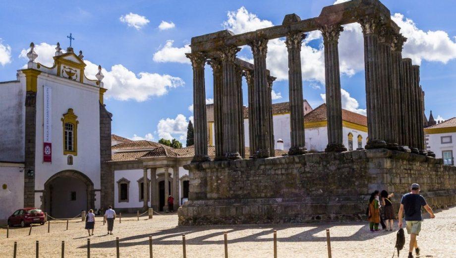 10 passeios em  Évora, Portugal