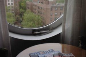 Dica de hotel em Nova York, The Maritime Hotel no Chelsea