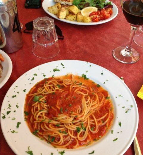 Delicias e sabores Romanos