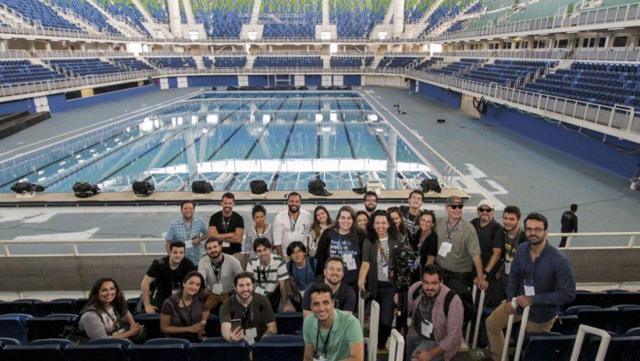 Visita ao Parque Olímpico da Barra – Rio 2016