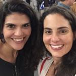 Carol & Luise do @ learningaboutwine