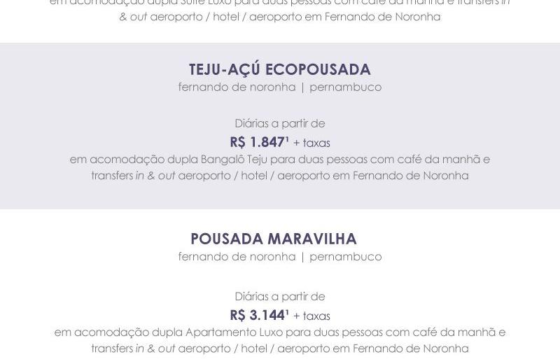 Hotéis em Fernando de Noronha