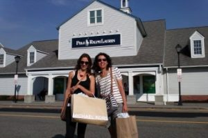 New York Compras no Woodbury Outlet