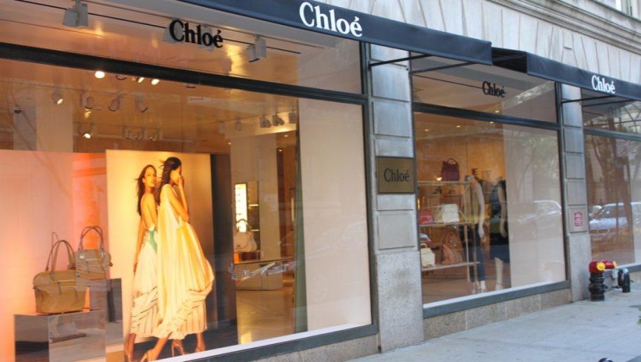 Vitrines da Madison Avenue, NY