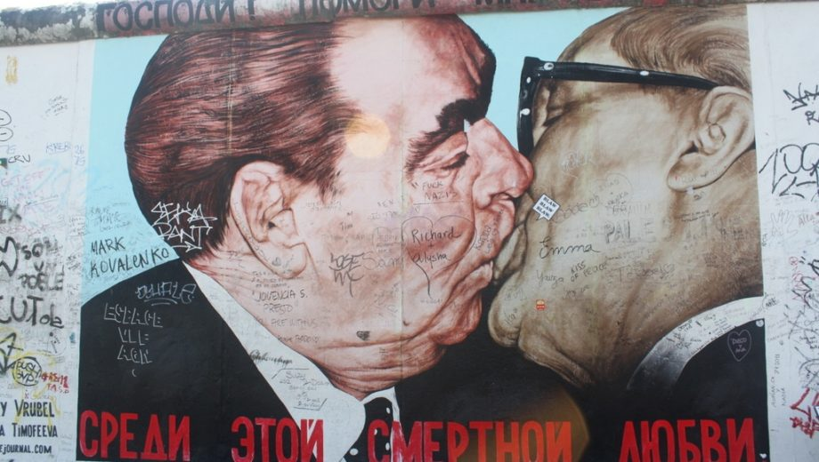 Berlim – East Side Gallery
