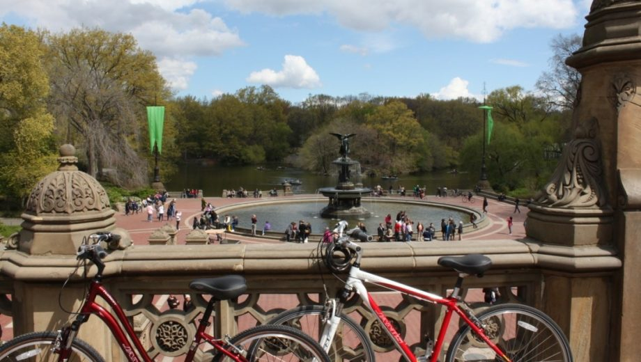Passeio de bicicleta no Central Park, Nova York By Bike