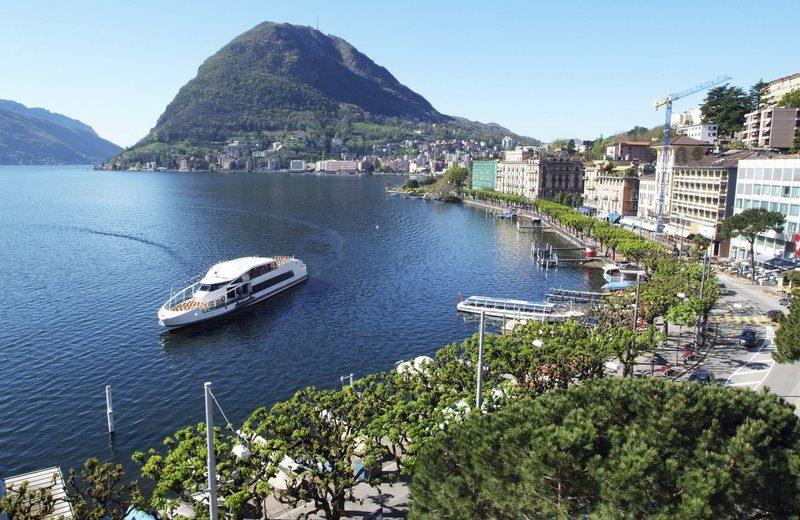 Suiça – Genebra, Lausanne e Lugano