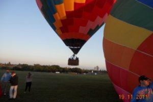 Passeio de Balão em Boituva, SP