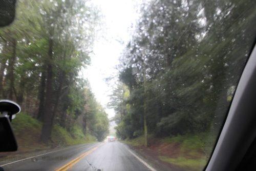 California – High Way One – Big Sur