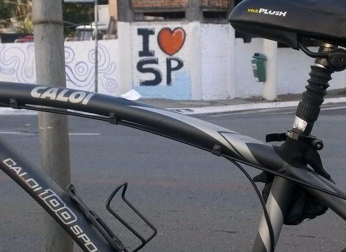 Ciclofaixa SP – Marginal Rio Pinheiros e Parque do Povo