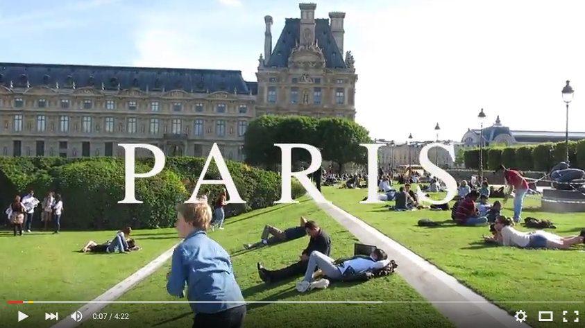TV Longe e Perto – Paris