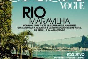 Paixão Carioca@Casa Vogue