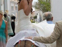 Casamento Greco em Oia Santorini