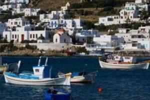 Navegando pelos mares gregos