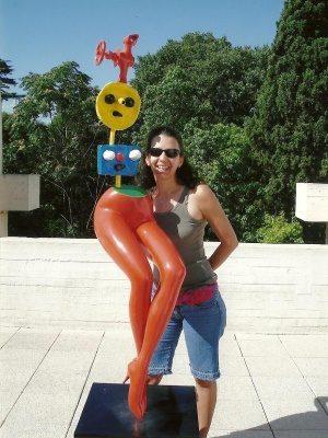 Barcelona, Espanha: Fundação Joan Miró