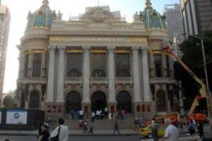 Theatro Municipal- No clima de Natal, Ballet Quebra Nozes no Rio de Janeiro