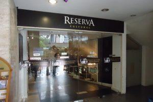 Av. Paulista – Reserva Cultural