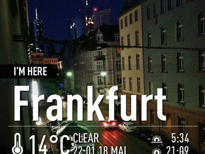 Dicas para dois dias em Frankfurt Alemanha