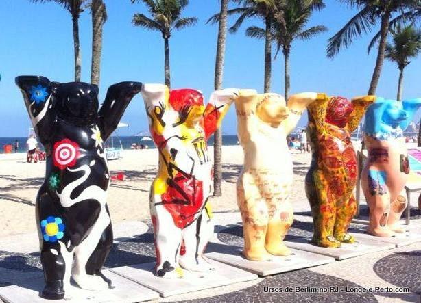 Ursos de Berlim no Rio de Janeiro